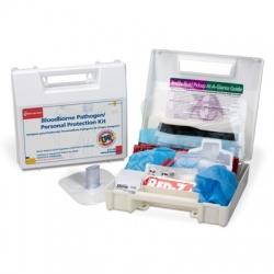Bloodborne Pathogen/Personal Protection w/ Mircroshield/Case of 10 @ $27.87 ea.