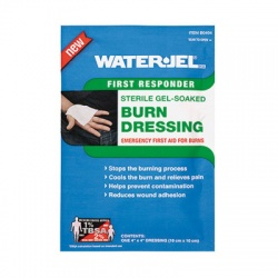 Water Jel Burn Dressing, 4 inch x 4 inch