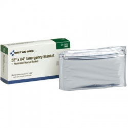 Emergency blanket/Case of 5 $3.11 each