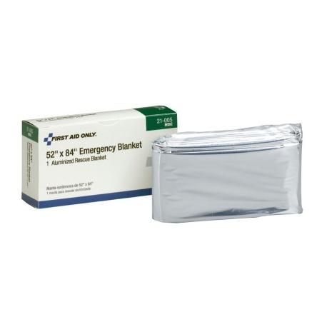Emergency blanket/Case of 5 $3.11 each