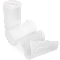 Conforming Gauze Roll Bandage, Non-Sterile 2 inch - 1 Each
