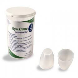 Plastic eye cup - 6 per vial