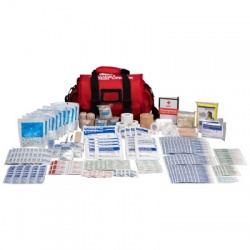 Coaches First Responder Kit, 390 Piece, soft bag Bag