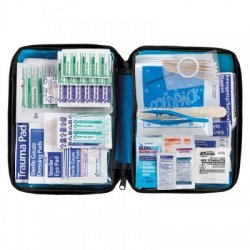 200 Piece Medium, All Purpose First Aid, Softsided Kit