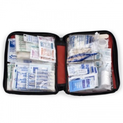 187 Piece Extra Large, All Purpose Softsided First Aid Kit