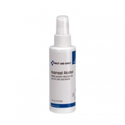 70% ISOPROPYL ALCOHOL PUMP SPRAY, 4 OZ Case of 12 @ $3.60 ea.