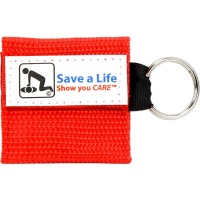 Mini CPR Keychain