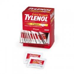 Extra-Strength Tylenol - 100 Per Box