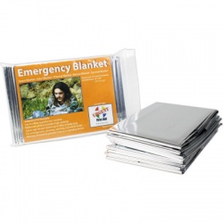 SOLAR EMERGENCY BLANKET 84 X 52