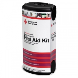 Deluxe Personal First Aid Kit - Be Red Cross Ready: