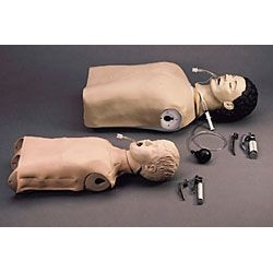 Replacement Lungs for Airway Management Manikins