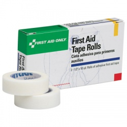 "1/2""x10 yd First aid tape, 10 bx $2.87 each"