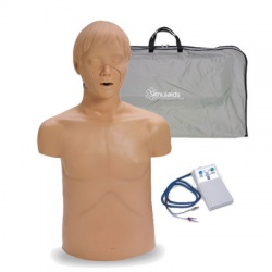 Adam Adult CPR Manikin with Electronics and Carry Bag