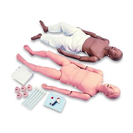 CPR / Trauma Full Body Manikin - African American