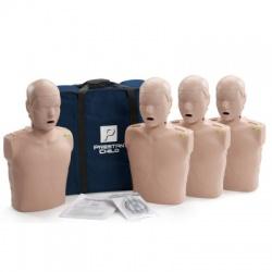 Prestan Child CPR-AED Training Manikin w/ Monitor 4-Pk