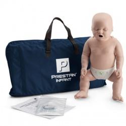 Prestan Infant / Baby CPR Manikin w/ Monitor - Light Skin