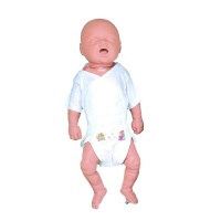 CPR Cathy Newborn w/ Electronics and Carry Bag