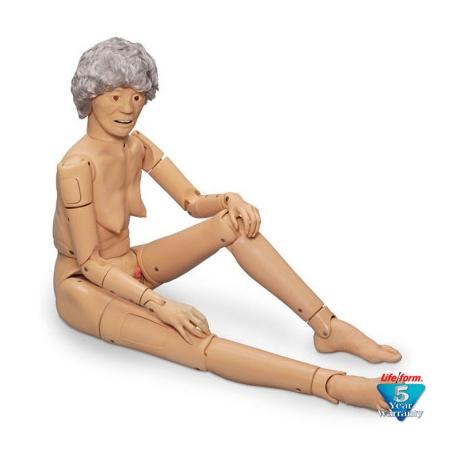 The Life/form® Basic Geri™ Mannequin