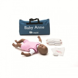 BABY ANNE - INFANT / BABY CPR MANIKIN - DARK SKIN