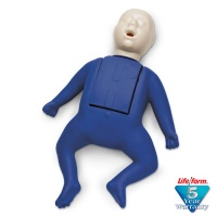 1000 Series Infant Manikin - Blue