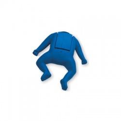Blue Coated Infant Manikin Assembly