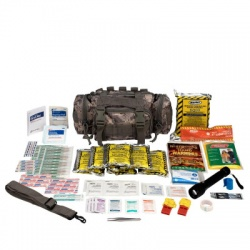 EMERGENCY PREPAREDNESS, 1 PERSON, DIGICAMO FABRIC BAG