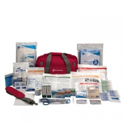 FIRST RESPONDER ALL-TERRAIN (FRACKING) FIRST AID KIT, FABRIC CASE