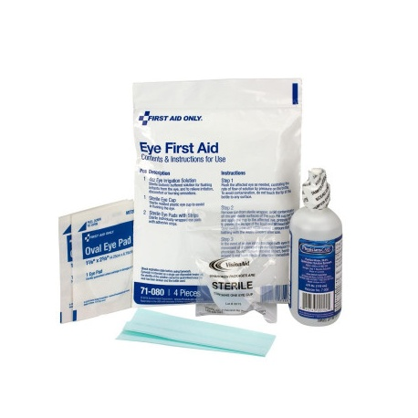 FIRST AID TRIAGE PACK - EYE WOUND TREATMENT