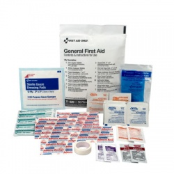 FIRST AID TRIAGE PACK - GENERAL FIRST AID (WITH MEDICATIONS)