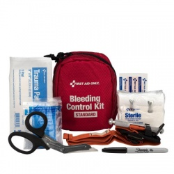 BLEEDING CONTROL KIT - STANDARD, FABRIC CASE
