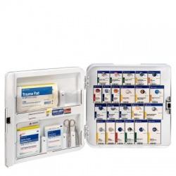 SMART COMPLIANCE COMPLETE CABINET ANSI A+ W/MEDS, PLASTIC