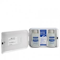 SMART COMPLIANCE COMPLETE EYEWASH CABINET, PLASTIC