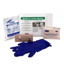 FIRST AID TRIAGE PACK - SPRAIN TREATMENT