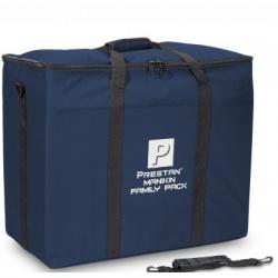 PRESTAN PROFESSIONAL FAMILY PACK MANIKIN BAG, BLUE