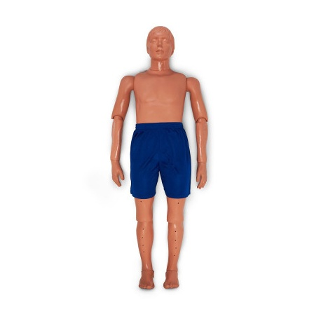 SIMULAIDS WATER RESCUE MANIKIN, ADULT