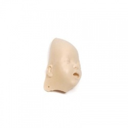 RESUSCI BABY - INFANT / BABY CPR MANIKIN FACES - 6 PER PACK