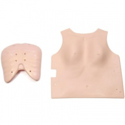 RESUSCI ANNE - ADULT CPR MANIKIN - COMPLETE CHEST COVER