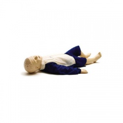 RESUSCI JUNIOR - CHILD / PEDIATRIC CPR MANIKIN - HARD CASE