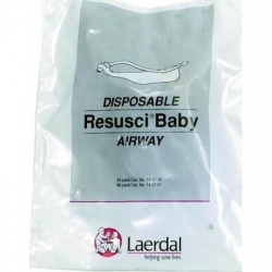 RESUSCI BABY - INFANT / BABY MANIKIN AIRWAYS - 24 PER PACK