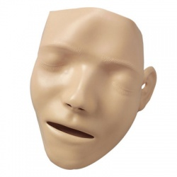 RESUSCI ANNE / LITTLE ANNE - ADULT MANIKIN FACES - 6 PER PACK
