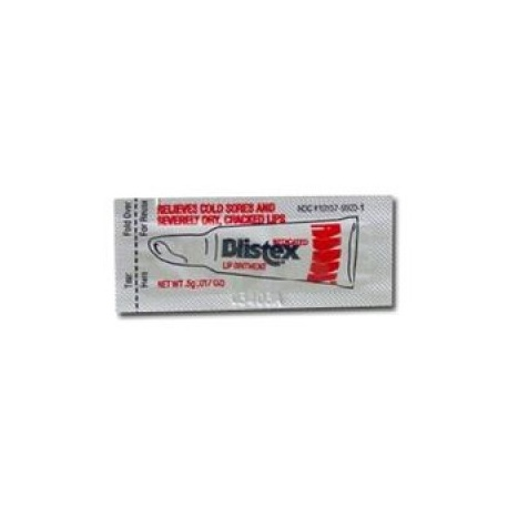 Blistex Lip Ointment, .5 gram pack - Case of 3000