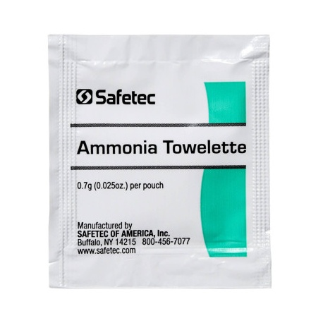 Ammonia Inhalant Pads, 10 Per Box