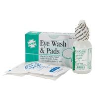 Eye Wash 1/2oz with 2 Sterile Eye Pads