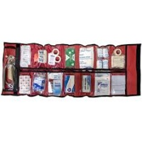 S.T.A.R.T. I - 113 Piece Medical First Aid Unit