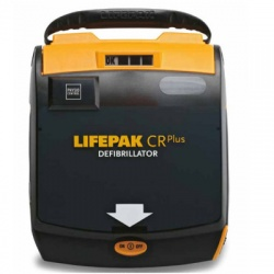 LIFEPAK CR Plus AED Kit Fully automatic AHA voice promp