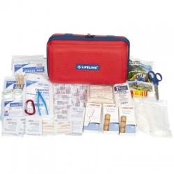 DELUXE FIRST AID KIT / FIRST AID BAG