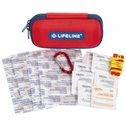 LifeLine Small First Aid Kit, 30 Pieces