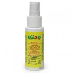 30% Deet Insect Repellent Pump Spray, 2 oz. bottle.