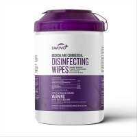 SWOVO MEDICAL & COMMERCIAL EPA DISINFECTING WIPES, 160/CT
