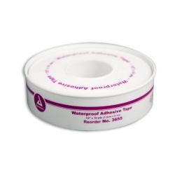 "1/2""x10 yd. Waterproof tape, plastic spool"